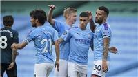 Man City 5-0 Burnley: Mahrez, Phil Foden tỏa sáng, Man xanh thắng hủy diệt