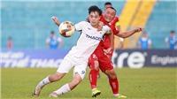 ĐIỂM NHẤN Hải Phòng 0-0 HAGL:  Văn Toàn, Minh Vương bất lực, HAGL chưa thể xóa dớp sân khách