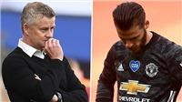 Ole Solskjaer: 'De Gea mắc lỗi thật, nhưng tâm lý cậu ấy rất mạnh mẽ'