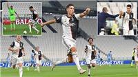 Juventus 2-1 Lazio: Ronaldo lập cú đúp, Juventus tiến sát ngôi vô địch