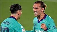 ĐIỂM NHẤN Villarreal 1-4 Barcelona: Không ghi bàn, Messi vẫn tỏa sáng. Barca níu kéo hy vọng