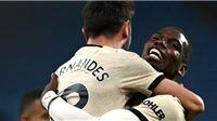 Video clip bàn thắng Aston Villa vs MU