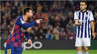 Link xem trực tiếp bóng đá.Valadolid vs Barcelona. Trực tiếp bóng đá Tây Ban Nha