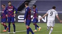 Đại khủng hoảng ở Camp Nou: Messi lẻ loi, Barcelona lạc lối