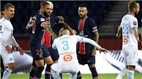 VIDEO Cận cảnh Neymar đấm lén cầu thủ Marseille và bị đuổi khỏi sân