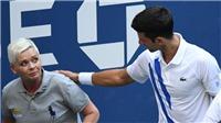 Djokovic bị loại khỏi US Open 2020 vì đánh bóng trúng nữ trọng tài