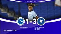Brighton 1-3 Chelsea: Havertz ra mắt mờ nhạt, Chelsea vẫn thắng dễ nhờ người cũ