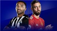Link xem trực tiếp bóng đá Newcastle vs MU.Xem trực tiếp bóng đá Anh