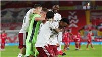 Video clip highlights Liverpool vs Arsenal