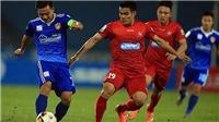 Link xem trực tiếp bóng đá. Hải Phòng vs Quảng Nam. Xem trực tiếp Bóng đá Việt Nam