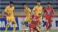 Kết quả bóng đá hôm nay: Nam Định thủ hòa SLNA, Quảng Nam thắng Hải Phòng vẫn xuống hạng