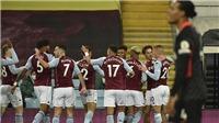 Aston Villa 7-2 Liverpool: Đại địa chấn ở Villa Park, Liverpool muối mặt