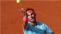Kết quả Roland Garros 6/10, sáng 7/10: Nadal thắng dễ Sinner. Dominic Thiem bất ngờ bị loại