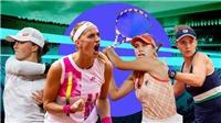 Kết quả Roland Garros 8/10, sáng 9/10: Sofia Kenin loại Kvitova, gặp Swiatek ở chung kết