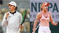 Kết quả Roland Garros 10/10, sáng 11/10: Thắng sốc Sofia Kenin, Iga Swiatek lên ngôi vô địch
