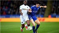 Kết quả bóng đá 2/11, sáng 3/11. Leeds thảm bại trước Leicester ngay trên sân nhà