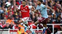 Arsenal 0-3 Aston Villa: Địa chấn ở Emirates