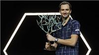 Kết thúc Paris Masters 2020:Thông điệp của Daniil Medvedev