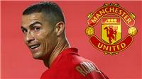 Tin bóng đá MU 13/11: Maguire toả sáng cùng tuyển Anh. MU liên hệ đại diện của Ronaldo