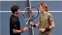 Link xem trực tiếp tennis Rublev vs Thiem. Trực tiếp ATP Finals 2020