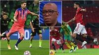 Huyền thoại Arsenal: 'Nên cấm đá phạt đền kiểu Bruno Fernandes'