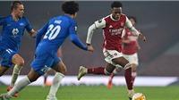 Video clip bàn thắng trận Molde vs Arsenal