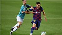Link trực tiếp Barcelona vs Osasuna. Xem trực tiếp bóng đá La Liga vòng 11