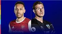 Link xem trực tiếp Arsenal vs Burnley. Trực tiếp bóng đá Ngoại hạng Anh vòng 12
