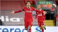 Bảng xếp hạng Ngoại hạng Anh vòng 13: Liverpool độc chiếm ngôi đầu, MU tụt xuống thứ 9