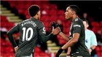 Video clip bàn thắng trận Sheffield United vs MU