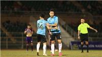 Kết quả bóng đá 31/12, sáng 1/1. Hà Nội hòa tân binh V-League. Derby Sài Gòn không bàn thắng