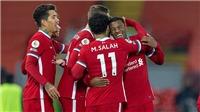Liverpool 4-0 Wolves: Salah lại tỏa sáng. Liverpool mở đại tiệc