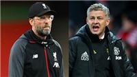 Cuộc đua vô địch Ngoại hạng Anh: MU sẽ soán ngôi Liverpool?