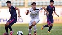 Lịch thi đấu bóng đá hôm nay. Trực tiếp Sài Gòn vs HAGL. VTV6, BĐTV
