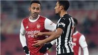 Link xem trực tiếp Arsenal vs Newcastle. K+, K+PM trực tiếp bóng đá Ngoại hạng Anh