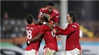 Bảng xếp hạng Ngoại hạng Anh: MU đã trở lại ngôi đầu bảng