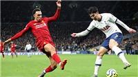 Video clip bàn thắng trận Tottenham vs Liverpool