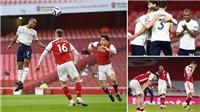 Video clip bàn thắng trận Arsenal vs Man City