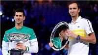 Djokovic vô địchAustralian Open 2021:Lại một thế hệ nữa đầu hàng Big Three?