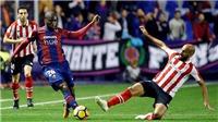 Kết quả bóng đá 26/2, sáng 27/2: Levante hòa Bilbao, Bremen thắng ngược Frankfurt