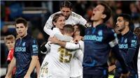 Lịch thi đấu bóng đá hôm nay. Trực tiếp Real Madrid vs Sociedad. BĐTV
