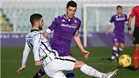 Kết quả bóng đá 5/2, sáng 6/2: Hạ Fiorentina, Inter Milan dẫn đầu bảng Serie A