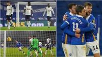 Brighton 1-0 Tottenham: Vắng Kane, Son tịt ngòi, Tottenham thua sốc