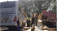 Trung Quốc: 36 người thiệt mạng trong vụ tai nạn trên đường cao tốc ở tỉnh Giang Tô