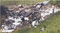 Vụ chiến đấu cơ F-16 bị trúng tên lửa: Israel tấn công trả đũa 12 mục tiêu