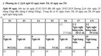 Vì sao Cục An toàn lao động đề xuất lịch nghỉ Tết âm lịch năm 2019 là 9 ngày?