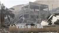 Các chuyên gia hóa học đến nơi làm khởi phát vụ tấn công tên lửa vào Syria