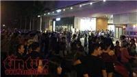 Chuông báo cháy Trung tâm thương mại Cresent Mall lỗi kỹ thuật, hàng trăm người tháo chạy