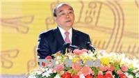 Thủ tướng Nguyễn Xuân Phúc: 'Nghe Bài Chòi là để tu dưỡng lòng nhân ái, tình yêu quê hương'