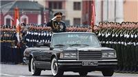 VIDEO Nga tổng duyệt Lễ diễu binh hoành tráng mừng Ngày Chiến thắng 9/5